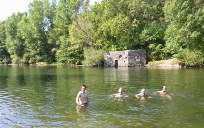 31 Août 2014 : Un Naudech baignade! – Ceps (34)