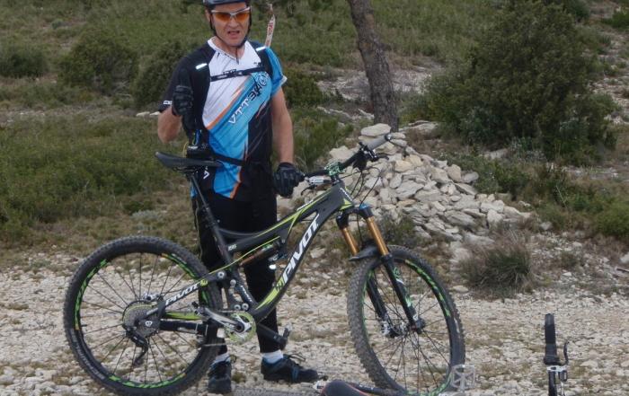 20 Mars 2016 : Randonnée VTT Romanin les Alpilles 2ème édition – St Rémy de Provence (13)