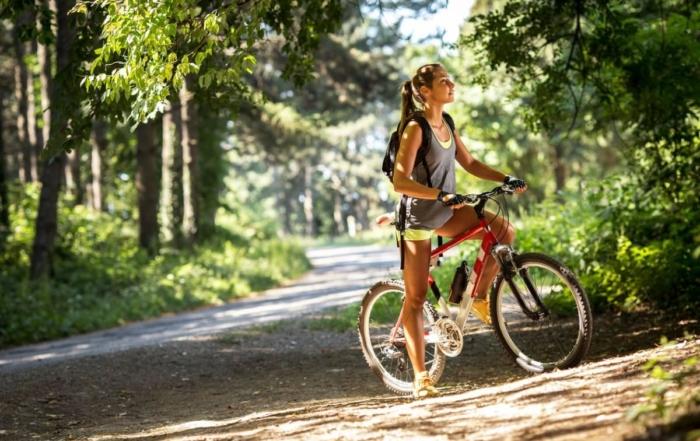 Vélo : avantages et bienfaits du semi-rigide