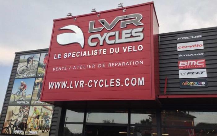 LVR Cycles : 2 magasins pour 1 spécialiste du vélo dans le biterrois