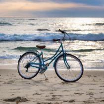 un voyage à vélo