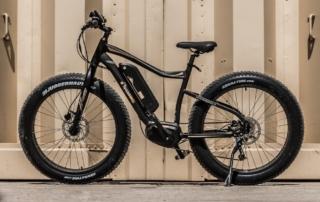 Vtt fat bike électrique Tomyfat de Tomybike